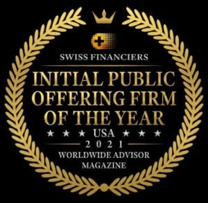 Initial Public Offering Firm of the year USA